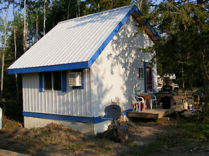 Cabins for rent Peace River AB fully furnished, dishes, linens e