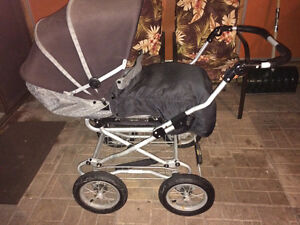 USED BERTINI STROLLER