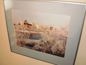 Professional photo and framing of Saskatoon