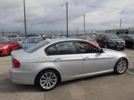 2009 09 BMW 3 SERIES 2.0 318D SE 4 DR SALOON DIESEL