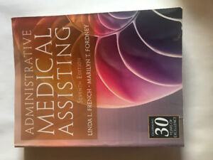 Administrative Medical Assisting: 7th Edition