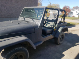 97 jeep for trade