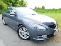 2010 Mazda 6 2.2d TS2 [163] 5dr Cruise! Full Service History!! 5 door Hatchb...