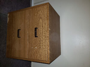 Small Wooden Drawers, $15