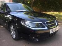 2006 Saab 9-5 1.9TiD Vector ESTATE LONG MOT FULL LEATHER FSH CHEAP TO RUN
