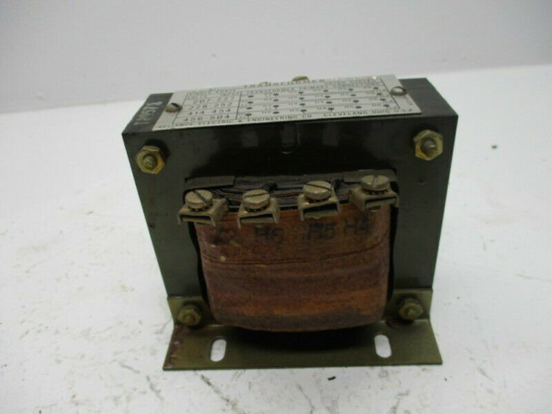 RELIANCE ELECTRIC 65248-1S TRANSFORMER * USED *