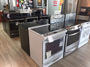 New Appliances In Stock & On Sale!