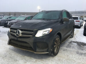 2016 Mercedes-Benz GLE 400 Fully loaded