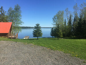 Yearround Lakefront Cottage on Remi Lake ***Price Reduced***