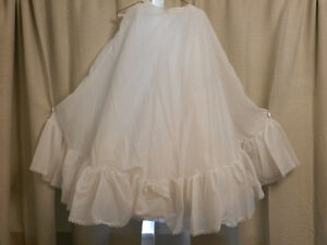 Crinoline (Wedding Dress)