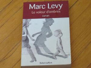 MARC LEVY /  LE VOLEUR D'OMBRES / littérature auteur