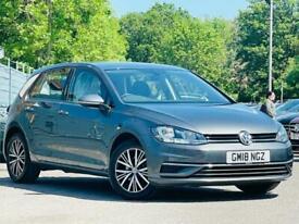image for 2018 Volkswagen Golf 1.6 TDI SE DSG (s/s) 5dr Hatchback Diesel Automatic