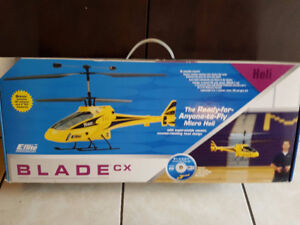EFlite Blade CX Remote Helicopter