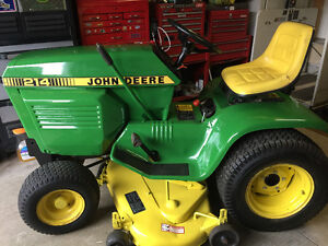 Wanted to buy lawnmower tractor