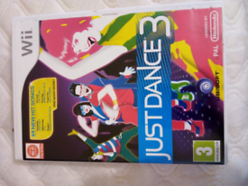 Just dance 3 bargain just £7 or less.....