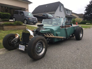 1923 T-Bucket, Hot Rod, Rat Rod