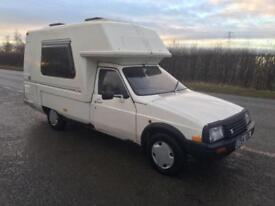 CITROEN C 15D 2 berth