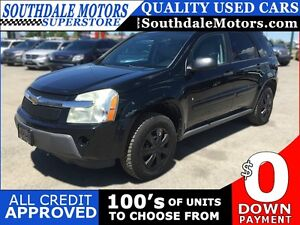 2006 CHEVROLET EQUINOX LS * 1 OWNER * POWER GROUP
