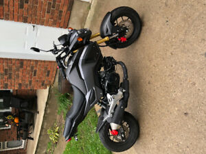 2018 Honda Grom With Only 500kms!!!