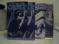 STAR WARS TRILOGY VHS BOXSET (GREAT CONDITION)