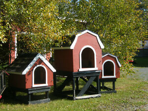 Dog Houses (Small, Medium & Large)