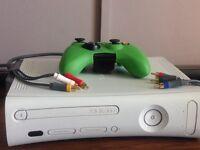 XBox 360 - one controller, no games