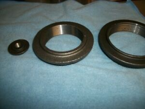 forged weld in tank flange