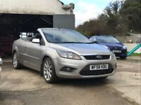 Ford Focus Cc3 coupe convertible diesel