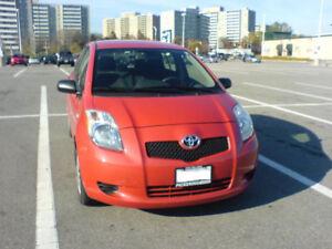 Toyota Yaris 2006 automatique