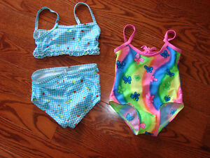 18 mth bathing suits GIRLS