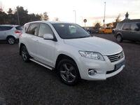 2012 Toyota RAV4 2.2D-4D ( 150bhp ) ( AWD ) XT-R