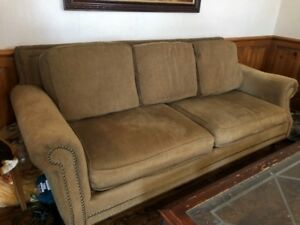Two Piece Sofa for Sale