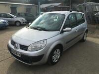 Renault Scenic 1.5dCi 106 Expression 2006 131K 12 MONTHS MOT