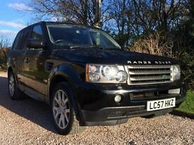 Land Rover Range Rover Sport 2.7TD V6 auto HSE