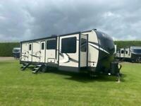 Rockwood 8324SB Travel Trailer American Caravan Static 3 Slides Showman Static