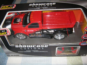 Large R/C Ram truck by Showcase customs