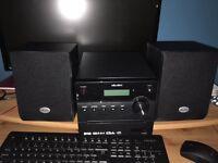 BUSH mini hifi CD/RADIO