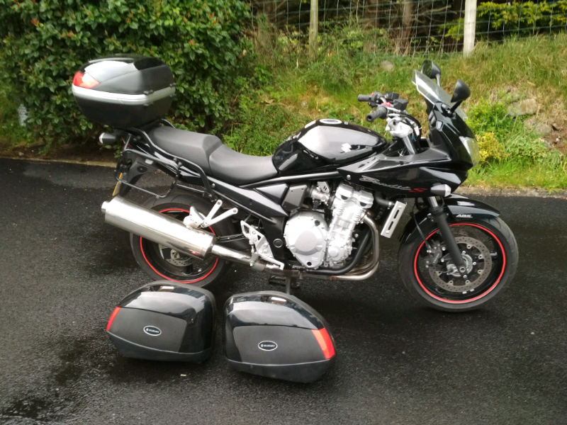 Suzuki GSF650 Bandit Review   Bike Owner Reviews   Devitt
