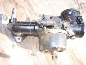 OLD BRIGGS & STRATTON 8HP ENGINE PARTS... WANTED.