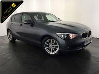 2011 61 BMW 118D SE DIESEL 5 DOOR HATCHBACK SERVICE HISTORY FINANCE PX WELCOME