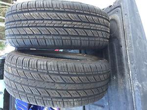 2 Grand Prix tires