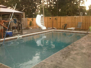 Swimming pool service and maintenance Cambridge Kitchener Area image 8
