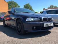 2000 BMW 328i COUPE AUTO *** SERVICE HISTORY *** LONG MOT *** AUTOMATIC ***