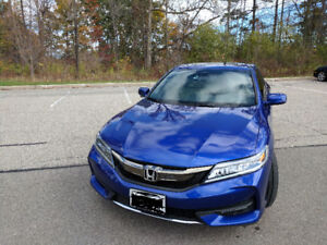 2017 Honda Accord Touring V6 Coupe (2 door) - 1 month free