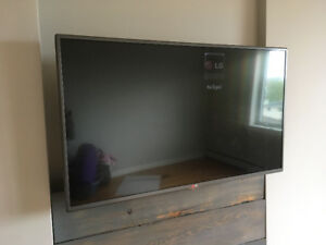 "42"" Flat screen LG TV."