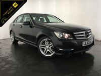 2013 63 MERCEDES-BENZ C220 AMG SPORT CDI DIESEL FINANCE PX WELCOME