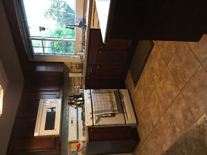 Cabinets and appliances approx