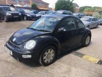 Volkswagen Beetle 1.6 - 2003 03-REG - FULL 12 MONTHS MOT