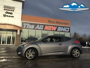 2016 Hyundai Veloster Base DCT  ACCIDENT FREE, BLUETOOTH/CD/MP3