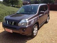 2009 LHD Nissan X-Trail 2.0dCi, Auto 4X4, Diesel, LEFT HAND DRIVE